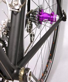 Dhani's Road Bike ‹ Lundbeck Cycles