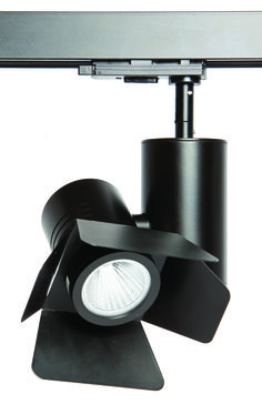 The TRi-TASK-LED with barn doors - from Photec Lighting.