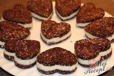 SWAN Webmail :: Zaujíma vás Jedlo a Koláčiky? Czech Recipes, Raw Food Recipes, Sweet Recipes, Cookie Recipes, Healthy Cake, Healthy Baking, Healthy Desserts, Sweet Cakes, Sweet Desserts