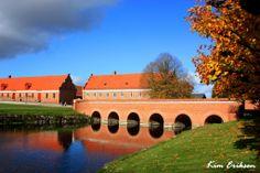Gammel Estrup castle glimmer horsens