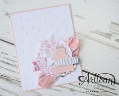 Crush On Colour: celebrate | Display Stamper Blog Hop - Day EIGHT!