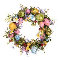 Wielkanocne dekoracje, wielkanoc, ozdoby