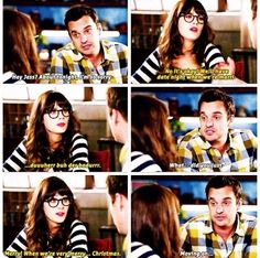 Favourite little scene by far on the show! Get married ya weirdos <3 <3 <3