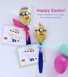 Offrez des minions pour Pâques! - Bricolages - Trucs et Bricolages