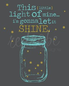 Let your light shine <3