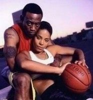 love & basketball. love this movie. omar epps
