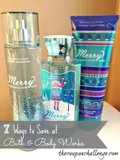 How to Save Money at Bath and Body Works.  It's one of those stores that everyone seems to shop and it's easy to blow your budget with all the smelly goodness.  Use these tips to smell great for less!