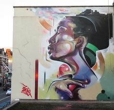 Mr Cenz in London, 2016 Wonder Art, Graffiti Designs, Amazing Street Art, Mural Painting, Street Art Graffiti, Artist Names, Public Art, London 2016, Wall Art