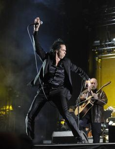 Nick Cave and The Bad Seeds / Coachella 2013 - saw him THEM last NIGHT, June 30th, 2014 UNBELIEVABLE.