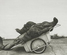 A wee while ago, we looked at a behind-the-scenes snapshot of Godzilla out for a stroll with a lovely woman on his arm. It's a fantastic photo certainly, but this tableau was but one of dozens of endearingly weird shots of the famed monster off duty. Here's a boatload of casual kaiju photos from throughout Godzilla's history, including several (toward the end) of his other tokusatsu buddies at rest.