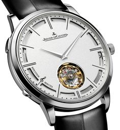 Jaeger-LeCoultre Master Ultra-Thin Minute Repeater Flying Tourbillon Watch Breaks New Record
