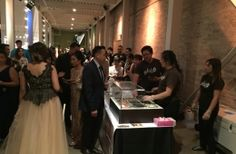 Give your wedding day perfect touch and taste with our Gelato Catering professional team. Call today to discuss your needs and ideas.