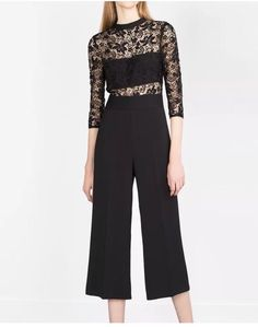 9ff46a2c2f41 13 Best Zara Jumpsuits Playsuits images