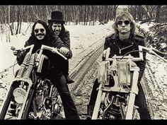 The Midnight Man by James Gang