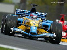 Renault F-1, 2003.