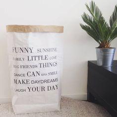 Papírzsák / Paperbag