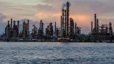 Oil refineries in Louisiana have accidents almost every day