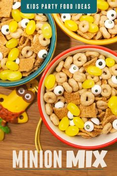 Kids Party Food: Mi