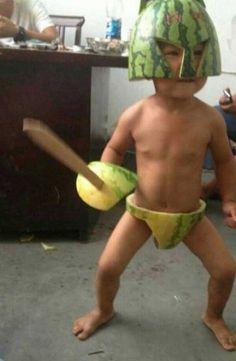 Warrior Melon