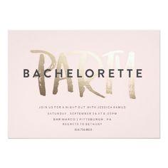 134 Best Bachelorette Party Invitation Card Images Bachelorette