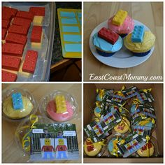 East Coast Mommy: The Ultimate DIY LEGO Party http://eastcoastmommyblog.blogspot.ca/2013/09/the-ultimate-diy-lego-party.html