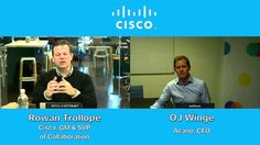 Acano Joins Cisco: It's Official
