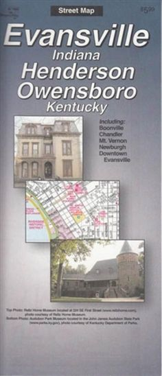 Owensboro kentucky legends pinterest owensboro kentucky evansville indiana and henderson and owensboro kentucky by the seeger map company inc publicscrutiny Choice Image