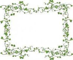Hasil gambar untuk frame bunga vektor