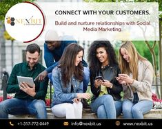 If you are looking for the best SEO agency in Indianapolis, then don't worry about it and contact NexBit that gives you the great services of basic and advanced SEO. Best Seo Services, Seo Agency, Seo Company, Getting To Know, Don't Worry, Social Media Marketing, No Worries, Relationship, Relationships