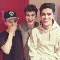 4-12-16 Jack and Jack with Shawn Mendes