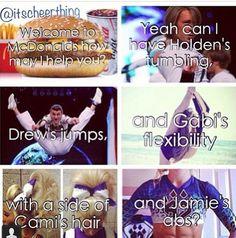 Something only cheerleaders will understand Cheerleading Workouts, Cheer Tryouts, Cheerleading Quotes, Cheer Coaches, Cheer Stunts, Cheer Dance, Competitive Cheerleading, Cheerleading Cheers, Cheerleading Pictures