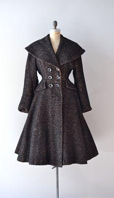 916b532ede7 Sew Retro Rose  COATS   Adjusting my favourite pattern Fashion Moda