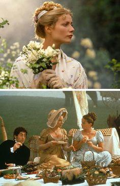 Jane Austen Movies, Emma Jane Austen, Jane Eyre, Period Movies, Period Dramas, Gwyneth Paltrow, Emma 1996, Jeremy Northam, Becoming Jane