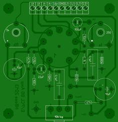 PCL86 Verstaerker Schaltbilder Valve Amplifier, Circuit, Tube, Hang In There