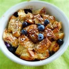 Blueberry Strata - Allrecipes.com