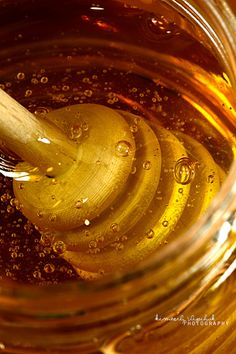 Honey, yes, yes yes HONEY! I love this stuff! I use it in my Henna treatments, and deep conditioning treatments. Honey is a Natural humectant which means it pulls moisture from the air. In hair, honey gives it softness, and manageability. I will always use honey!