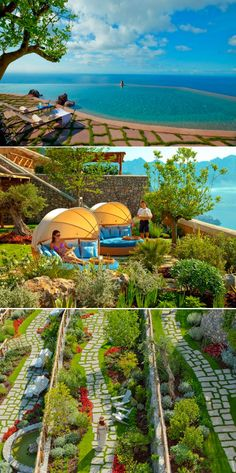 monastero santa rosa hotel / Amalfi Coast, Italy