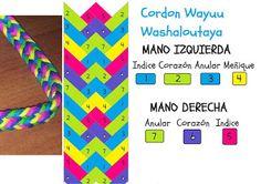 HandMade: Koronka Wayuu washaloutaya