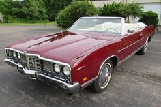 Bid for the chance to own a 1972 Ford LTD Convertible at auction with Bring a Trailer, the home of the best vintage and classic cars online. Ford Classic Cars, Classic Cars Online, Best Classic Cars, Convertible, Rear Speakers, Ford Ltd, Ford Lincoln Mercury, Black Carpet, Ford Galaxie