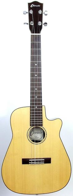 Clearwater Roundback Spruce Electro-Acoustic Baritone Electro Acoustic Guitar, Music Stuff, Scores, Flutes, Charts, Guitar Building, Flute, Graphics, Transverse Flute