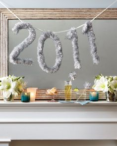 new year's decor