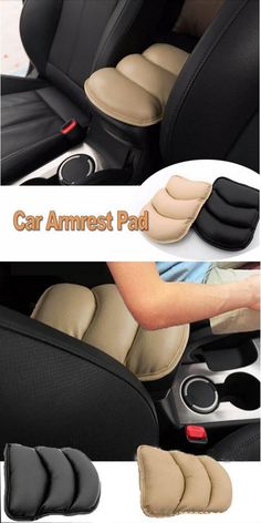 Stowing Tidying 1pcs Pu Car Armrests Cover Pad Console Arm Rest Pad For Hyundai Ix35 Ix45 Ix25 I30 Sonata Verna Solaris Elantra Mistra Tucson Cool In Summer And Warm In Winter Interior Accessories