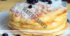 Nadýchané-jogurtové-lívance-1 Pancakes, Breakfast, Morning Coffee, Pancake, Morning Breakfast, Crepes