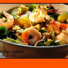 Shrimp Salad Recipe - Circle of Moms
