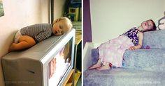 15unbearably cute photos ofsleeping babies