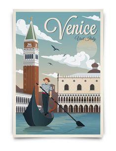 31 meilleures images du tableau map of Venice   Venise ...