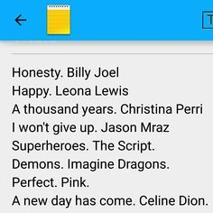#TheReinventionProject: Playlist.