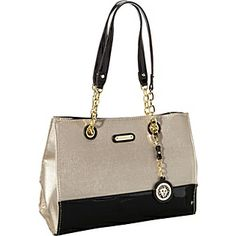 Anne Klein Hy Tweed Small Tote Handbags I Just Bought One From Macys For 53 The Color Is A Soft Gold Absolutely Beautiful Purse