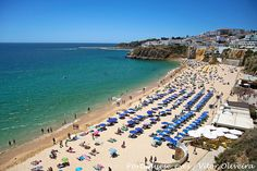 Praia do Peneco - Albufeira - Portugal by Portuguese_eyes, via Flickr