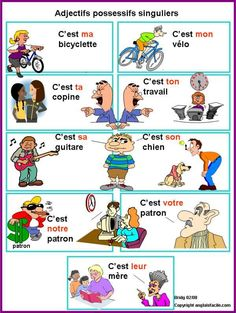Learning French or any other foreign language require methodology, perseverance and love. In this article, you are going to discover a unique learn French method. French Expressions, French Language Lessons, French Language Learning, French Lessons, French Flashcards, French Worksheets, French Adjectives, French Verbs, Study Tips